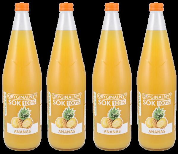 soki 1000 ml ananas