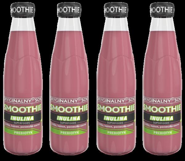 smoothie inulina