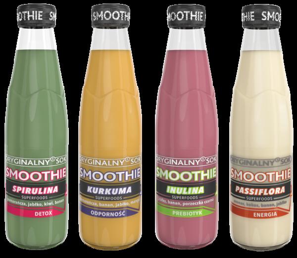 naturalne smoothie