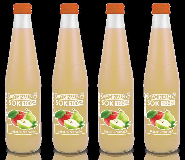 soki 300 ml jabłko liczi pitahaja