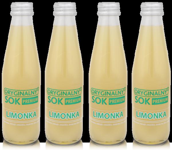 soki 200 ml limonka