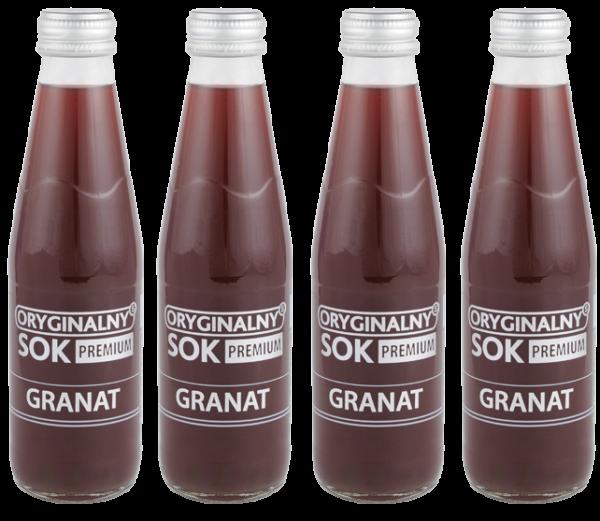 sok z granatu